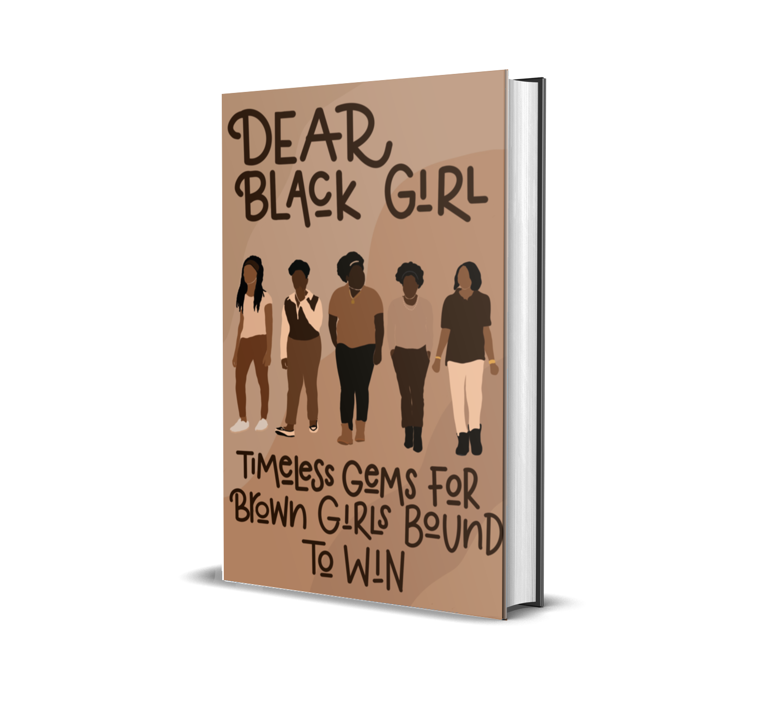 Dear Black Girl Book by Tabitha D James